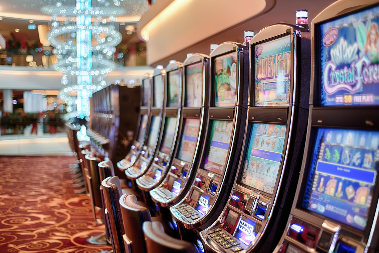 How slot machines work?